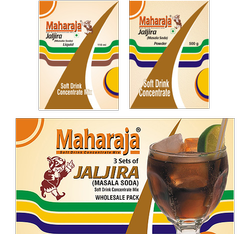 Mango Maharaja Flavored Soft Drink Concentrates, Pack Type: Box