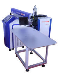 Steel Letter Laser Welding Machine