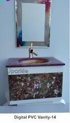 14 Digital PVC Vanity Set
