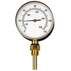 Metallic Temperature Gauge