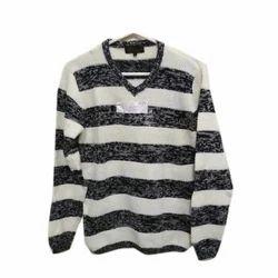 Elegant Woman Woolen Sweater