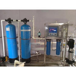 SS 304 Mineral Water Treatment Plant