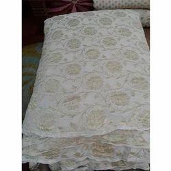 Pure Chiffon Silk Brocade
