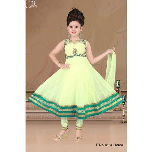 20690641947d Trendy Baby Girl Churidar Suit at Rs 1095  piece