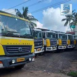 Tamilnadu Tipper Trucks Rent