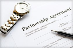 Offline Partnership Agreement Service