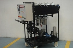 High Viscosity Oil Cleaning Machine