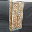 Indian Reclaimed Wood Large Almirah