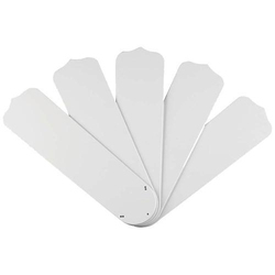 White Ceiling Fan Blade