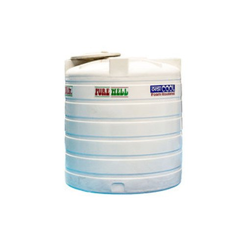 Purewell HDPE Four Layer Water Tank