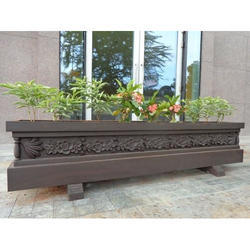 Flora Lobbies Planters (Large)
