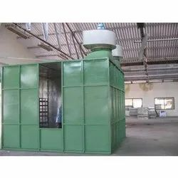 Liquid Paint Spray Booth