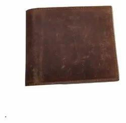 Mon Exports Brown Genuine Leather Men's Wallet
