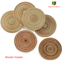 Beverage Wooden Coasters