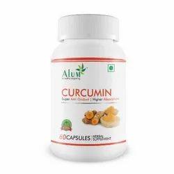 Curcumin Softgel Capsule