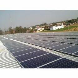8.3 - 17.6 V Mono Crystalline PV Solar Panel, 0.80 - 2.80 A