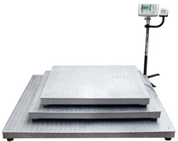 Essae Black Industrial Platform Scale