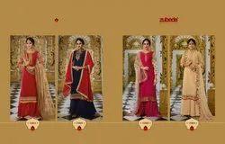 Zubeda Presents Latest Salwar Suits
