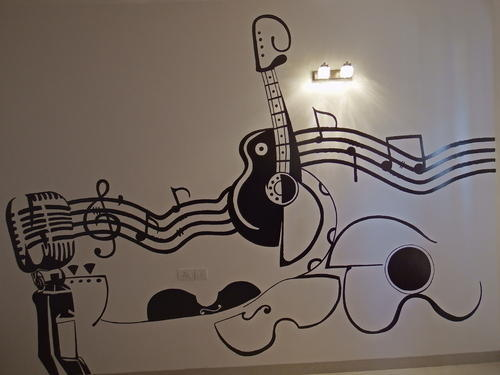 Wall Paintings Decals