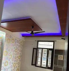 White Coated POP False Ceiling, in Residential, in Jaipur, Rajasthan