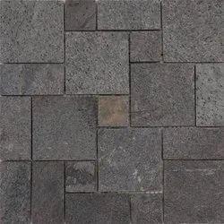 Capstona Stone Mosaics Silver Nitram Tiles