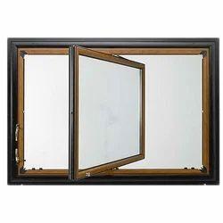 Aluminum Pivot Window