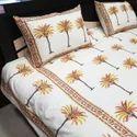 Hand Block Printed Bedding Set