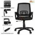 MBTC Flora Revolving Mesh Office Chair