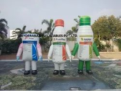 INFLATABLE WALKING COSTUMES