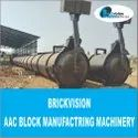 10 CBM Semi Automatic AAC Plant