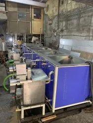 3 Stage Mild Steel Ultrasonic Cleaner