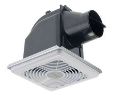 Xpelair ceiling mountable centrifugal fan cmf171 global xpelair ceiling mountable centrifugal fan cmf171 aloadofball Image collections