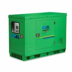 7.5 Air Cooled Silent Diesel Generator