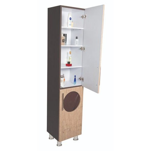 Free Standing Unit Wooden Bathroom Storage Cabinet Polish Rs 15730 Unit Id 21898233833