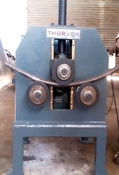 2 Standard Three Roller Pipe Bending Machine