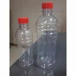 Transparent Pik Plastics Plastic Juice Bottle, Capacity: 100 ml, 250 ml