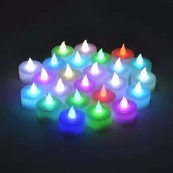 NEXTGEAR Diwali LED Candles (24 pieces)