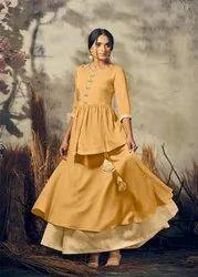 Pr Fashion Launched Festive Season Wearing Designer Readymade Indo-Western Pair
