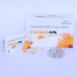 Cholecalciferol  I.P 60000 I.U