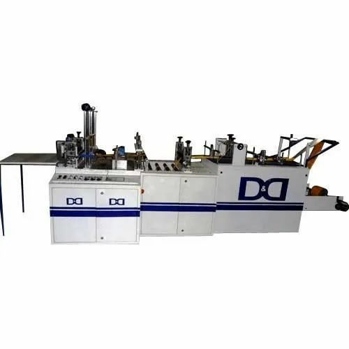 Plastic Pouch Making Machine