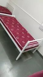 Metal Bed- Foldable