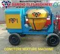 Manual DTM Concrete Mixer