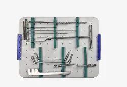 Orthopedic Surgical 3.5 mm LCP Locking Plates Instrument Set
