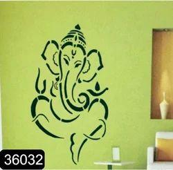 Ganesha Stencils