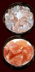 Himalayan Rock Salt Lumps And Crystals