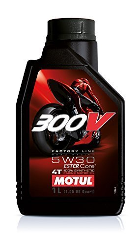 Motul Synthetic 5w30 Engine Oil For Honda Superbikes (1 L)