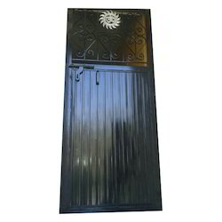 Black Home Safety Door, Size/Dimension: Width 3.5 feet