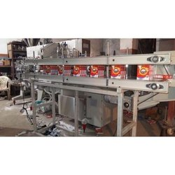 Detergent Box Packing Machine