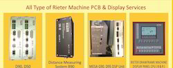 Rieter DSP Unit And Display Panels