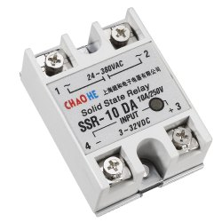 SSR-10DA Adjustable Solid State Relay